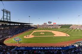 Cubs Park Mesa Az Seating Chart Sloan Park Chicago Cubs Spring Training