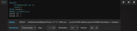 Grafana Pie Chart Query Clickhouse Plugin For Grafana Grafana Labs