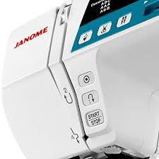Janome 4120qdc Computerized Sewing Machine W Hard Case