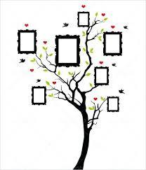 Blank Probability Tree Diagram Template. Blank Family Tree Diagram ...