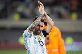 LOOK AT THE SUMMARY OF ARGENTINA 3-0 URUGUAY
