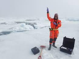photo essay women in meteorology world meteorological organization women in meteorology snow and ice scientist