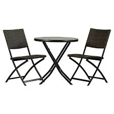 outdoor bistro set table target patio sets