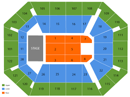 Mohegan Sun Arena Seating Chart And Tickets