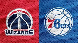 Live stream info, watch nba playoffs online, tv channel, odds, start time.for the first time since 2001, the philadelphia 76ers have the no. Philadelphia 76ers Vs Washington Wizards Odds Pick Preview 12 05 19
