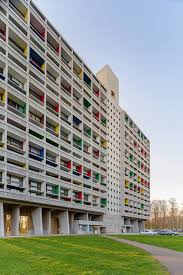 Cité Le Corbusier On Behance