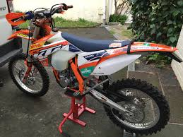 ktm 450 exc factory 2015 earned incentive 2015 ktm ktm 450 exc factory 2015