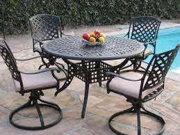 Amazoncom Kawaii Collection Cast Aluminum Outdoor Patio Furniture
