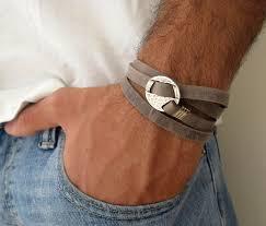 men s bracelet men s leather bracelet men s jewelry men s gift husband gift