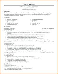 Manufacturing Supervisor Resume Delectable Production Supervisor Resume Production Supervisor Resume Warehouse