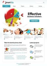 Free Business Website Templates Custom Blue Free Business Template Html Website Templates For Web Bootstrap