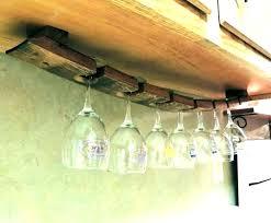 wine glass holder ikea hanging wine glass holder hanging wine glass rack under counter wine glass