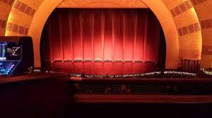 Radio City Christmas Show Seating Chart Radio City Music Hall Section 2nd Mezzanine 4 Row B Seat 402
