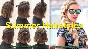 41 Beautiful Summer Hairstyles For Medium Hair 42 Cute Easy Summer