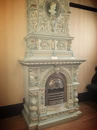 Fireplace The Detailing Of It Is Gorgeous Kamin