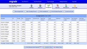 Teacher Gradebook Online Engrade Free Online Grade Book For Teachers Gadget Explorer