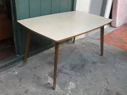 dining table formica dining table vintage