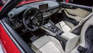 2018 audi s5 interior. exellent audi 2018 audi s5 cabriolet interior to audi s5 interior