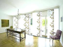ds for sliding glass doors ideas door curtains curtain window treatments french patio
