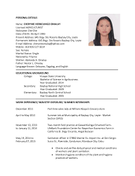 stunning resume sales lady photos simple resume office templates