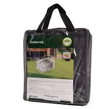 patio cushion storage bag by hentex