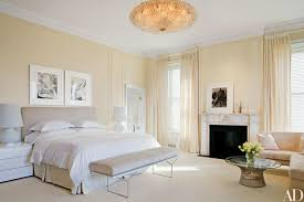 40 White Bedrooms Done Right Photos Architectural Digest Fascinating White Bedroom Design