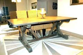 picnic table style dining room table picnic table dining set farm style table farm style kitchen