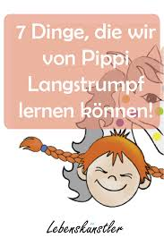 Pippi Langstrumpf Zitate Freundschaft Cool Y Art