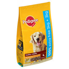 Pedigree Puppy Food Feeding Chart Is Pedigree Dog Food Good For Puppies Pets World