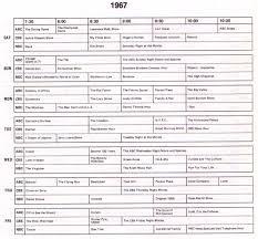 tv guide. 1967 tv programs.jpg (155275 bytes) tv guide