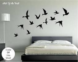 flying birds wall decal vinyl sticker