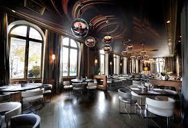 View in gallery larc paris restaurant and nightclub 6 Designer Dining: 10  Magnificent Modern Restaurant Designs