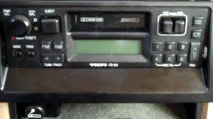 removing radio from a volvo 940 removing radio from a volvo 940