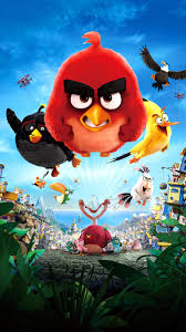 The Angry Birds Movie (2016) Phone Wallpaper | Moviemania | Angry birds  movie, Angry bird pictures, Angry birds characters