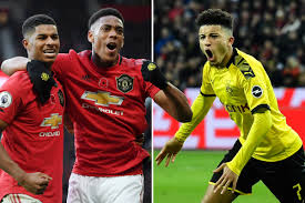 Expected goals, expected goal build up and expected goal chain value are only visible to our logged in users. Transfer Of Jadon Sancho To Man Utd Wanted By Marcus Rashford To Form A Sensational Trio With Anthony Martial The Sun Fr24 News English