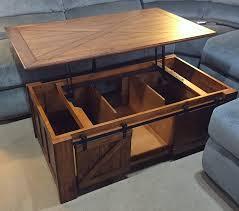 Magnussen   Harper Farm Lift Top Coffee Table   Harris Family Furniture