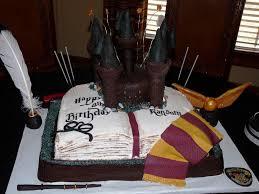 Harry Potter Birthday Cake Tesco Wedding Academy Creative Easy