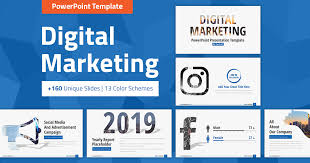 Digital Marketing And Social Media Ppt Pitch Deck Spriteit
