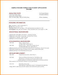 College Resume Template 24 Resume Templates For College Applications Professional Resume List 20
