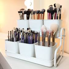 astonishing makeup brushes storage ideas 74 for home decoration design with makeup brushes storage ideas