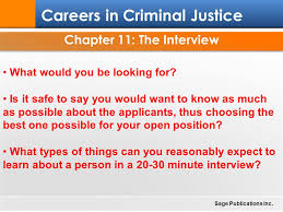 best things to say in an interview chapter 11 the interview ppt download