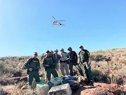 Border Patrol agents seize 700 pounds ...