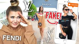 Fake Designer Clothes I Wore Fake Designer Clothing For A Week Embarrassing