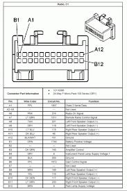 Radio Wiring Diagram For 2002 Chevy Silverado 2003 Silverado ...
