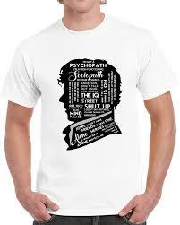 Sherlock Holmes Quotes T Shirt