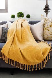 best  yellow throw blanket ideas on pinterest  throws