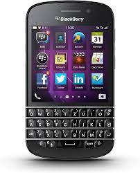 Blackberry Q10 Unlocked Cellphone, 16GB ...