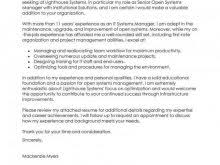 Bunch Ideas Of Fresh Sample Cover Letter For It Job Application For ...