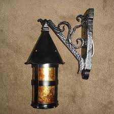 tudor iron with mica porch light fixture from image on fascinating mica pendant lighting fixtures fabulous
