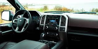 ford trucks 2015 interior. Unique Ford 2015 Ford F150 Platinum Interior For Trucks O